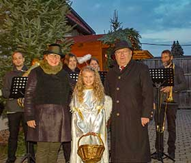 VOLKSMUSIK IN KIRCHISEN